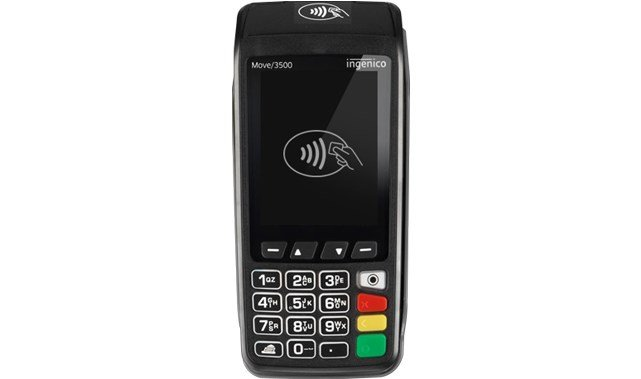 Ingenico MOVE 3500 User Guide (Global Payments)   RMS